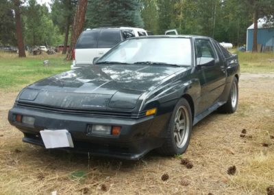 1989 & 88 Chrysler Conquest TSI's   Deadclutch