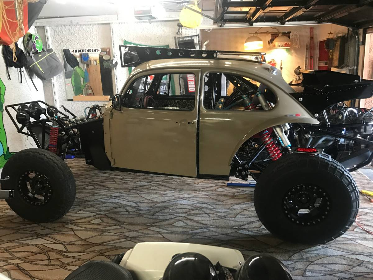 1970 Vw Baja Bug Long Travel W 5 0 V8 Deadclutch
