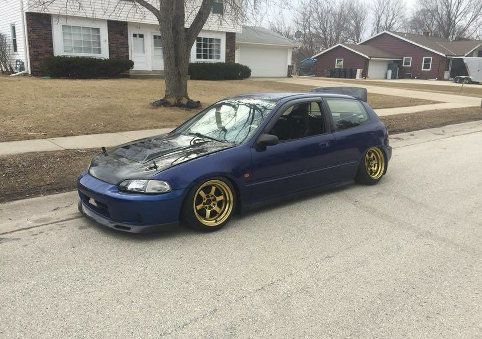 Great 1995 Honda Civic Hatchback