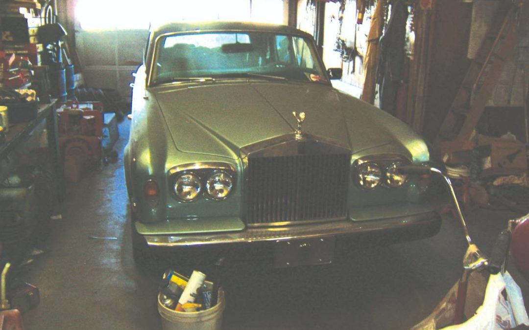 1969-1984 5 Car Package – Rolls, Mini, Jaguar, Mercedes, Lincoln