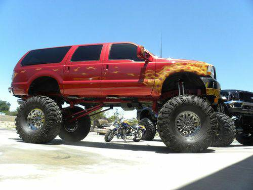 "2000 Ford Excursion ""Monster Truck"""