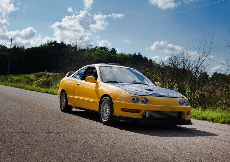 1995 Acura Integra GSR 615whp w/ PTE Turbo On E85