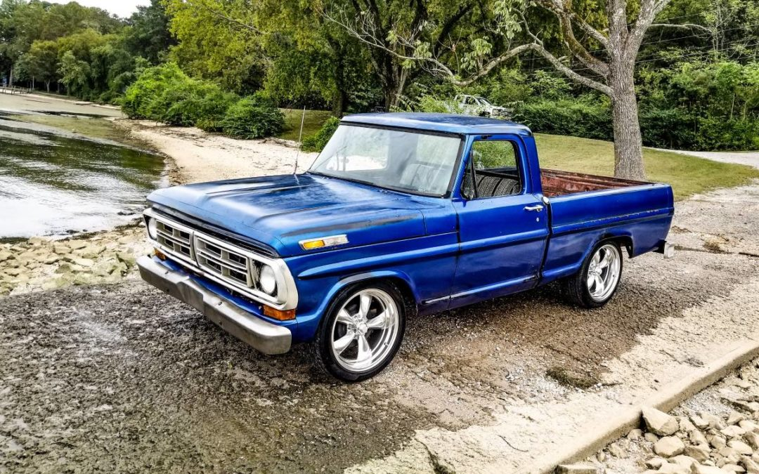 1972 Ford F-100 Short Bed Fleet Side w/ 400ci & C6 Auto