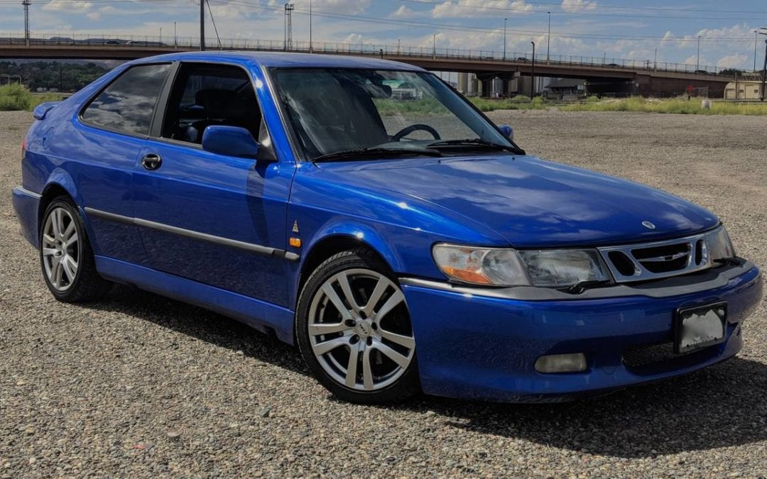 1999 Saab 9-3 Viggen 5 Speed All Original