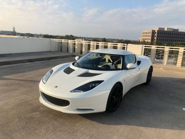 2011 Lotus Evora 6 Speed w/ 29k Miles