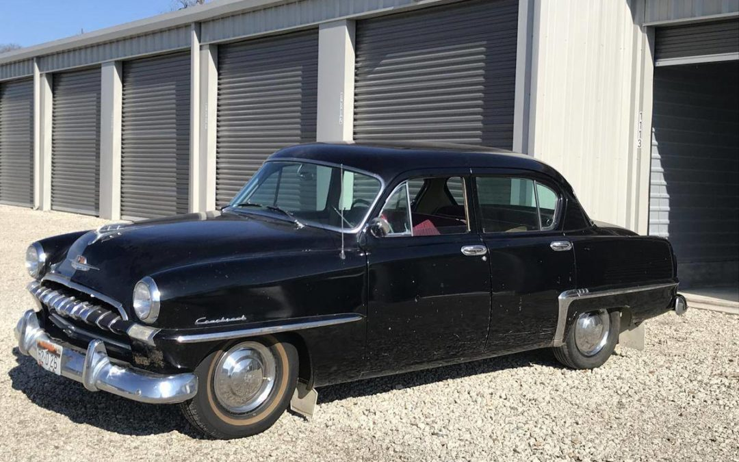 1953 Plymouth Cranbrook 1 Family Owned Since 1955