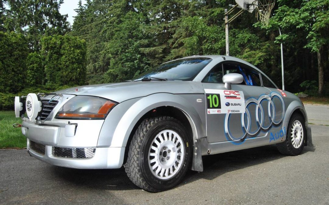 Texas Car Inspection >> 2000 Audi TT Quattro Rally Build | Deadclutch