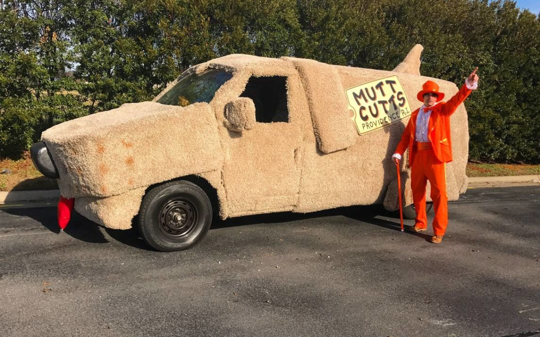 2004 Ford Van Converted To Mutt Cuts Prop Van From Dumb & Dumber