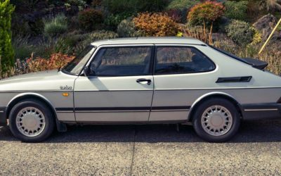 1988 Saab 900 Turbo Coupe 5 Speed Project