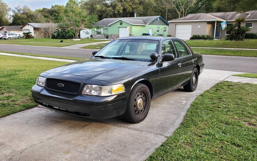 2007 Ford Crown Victoria P71 w/ 5 Speed Manual Conversion